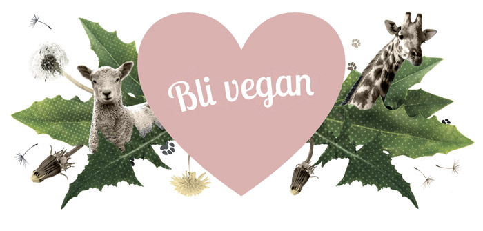 att vara vegan
